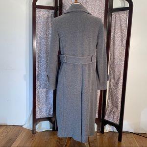 Talbots Jackets & Coats - Talbots heavy gray pea coat (or great coat).